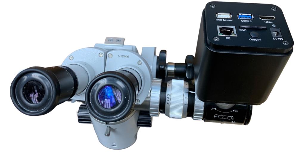 TTI-4K-R C-mount Camera 2x1